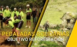 Imagen de PEDALADAS SOLIDARIAS 2016: OBJETIVO REFORESTACIóN en RTPA (Asturias)