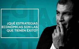 Imagen de Conversando con Correa en RT Español (Rusia)