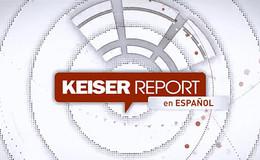 Imagen de Keiser report en RT Español (Rusia)
