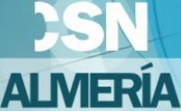 Imagen de CSN Almería en Canal Sur (Andalucía)