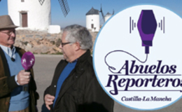 Imagen de Abuelos reporteros en Castilla - La Mancha Media
