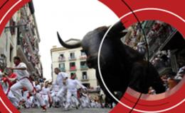 Imagen de Encierros San Fermín en Castilla - La Mancha Media