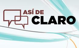 Imagen de Así de claro en RTVE