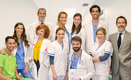 Imagen de Centro médico en RTVE
