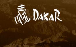 Imagen de Dakar en RTVE