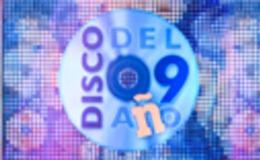 Imagen de Disco del Año 2009 en RTVE