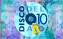 Imagen de Disco del año 2010 en RTVE