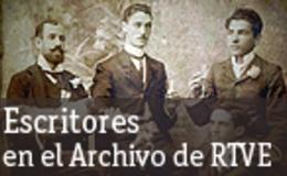Imagen de Escritores en el Archivo de RTVE en RTVE