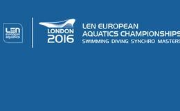 Imagen de Europeo de Natación de Londres 2016 en RTVE