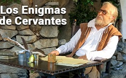 Imagen de Los enigmas de Cervantes en RTVE