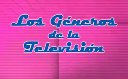 Imagen de Los géneros de la televisión en RTVE
