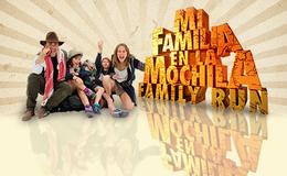 Imagen de Mi familia en la mochila. Family Run en RTVE