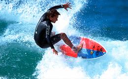 Imagen de Surf en RTVE