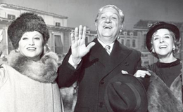 Imagen de Teatro en el Archivo de RTVE