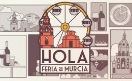 Imagen de Hola Feria en 7 TV Región de Murcia