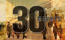 Imagen de 30 minuts en TV3 (Cataluña)