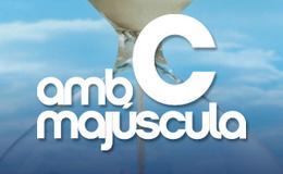 Imagen de Amb C majúscula en TV3 (Cataluña)