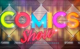 Imagen de Còmics Show en TV3 (Cataluña)