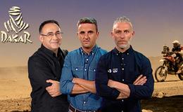 Imagen de Dakar 2018 en TV3 (Cataluña)