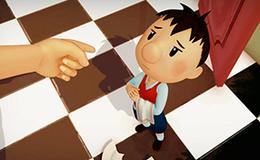 Imagen de El petit Nicolas en TV3 (Cataluña)