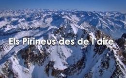 Imagen de Els Pirineus des de l'aire