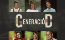 Imagen de Generació D en TV3 (Cataluña)