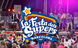 Imagen de La Festa dels Súpers en TV3 (Cataluña)