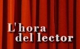 Imagen de L'hora del lector en TV3 (Cataluña)