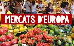 Imagen de Mercats d'Europa en TV3 (Cataluña)