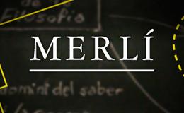 Imagen de Merlí en TV3 (Cataluña)