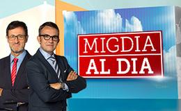 Imagen de Migdia al dia en TV3 (Cataluña)