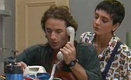 Imagen de Oliana Molls en TV3 (Cataluña)