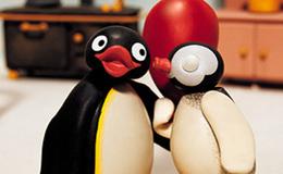 Imagen de Pingu en TV3 (Cataluña)