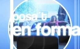 Imagen de Posa't en forma en TV3 (Cataluña)