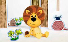 Imagen de Raa Raa, el lleó escandalós en TV3 (Cataluña)