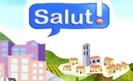 Imagen de Salut! en TV3 (Cataluña)