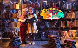Imagen de Superbiblioteca en TV3 (Cataluña)