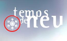 Imagen de Temps de neu en TV3 (Cataluña)