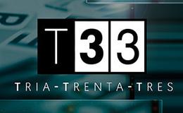 Imagen de Tria33 en TV3 (Cataluña)