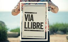 Imagen de Via llibre en TV3 (Cataluña)