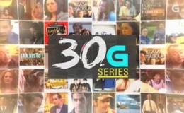 Imagen de 30 anos de series en TVG (Galicia)