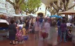 Imagen de A vida do mercado en TVG (Galicia)