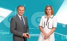 Imagen de Bos días en TVG (Galicia)