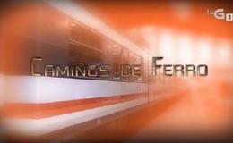 Imagen de Camiños de ferro en TVG (Galicia)