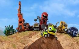 Imagen de Dinotrux en TVG (Galicia)