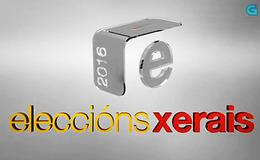 Imagen de Especial informativo eleccións en TVG (Galicia)