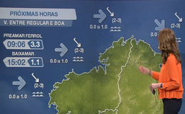 Imagen de Información sobre o estado do mar en TVG (Galicia)
