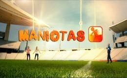 Imagen de Maniotas en TVG (Galicia)