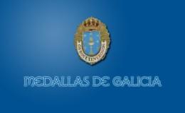 Imagen de Medallas de Galicia en TVG (Galicia)