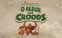 Imagen de O albor dos Croods en TVG (Galicia)